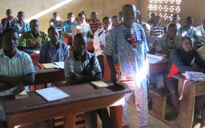 Une école biblique a rouvert ses portes au Bénin