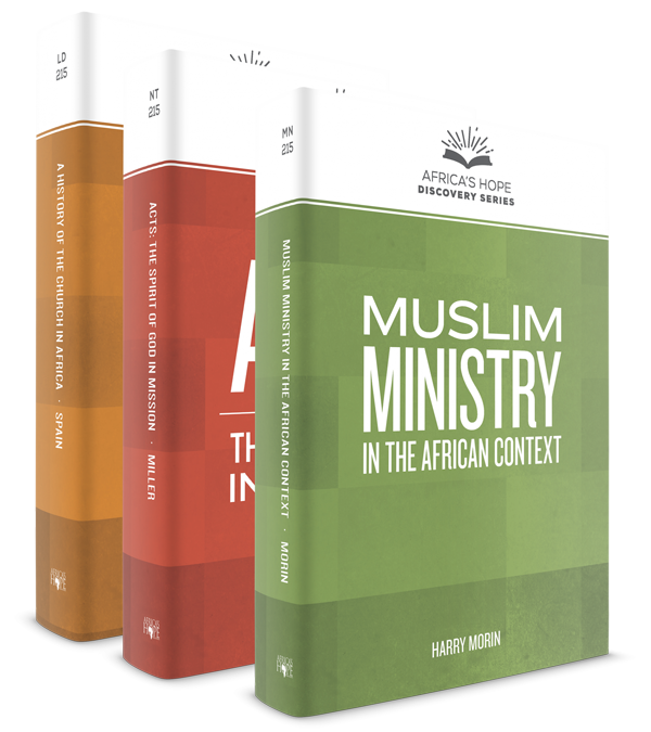 Africa's Hope Discovery Series