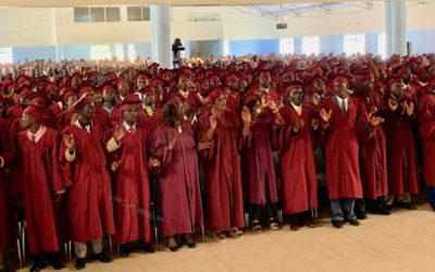 More than 250 graduate in Kenya!