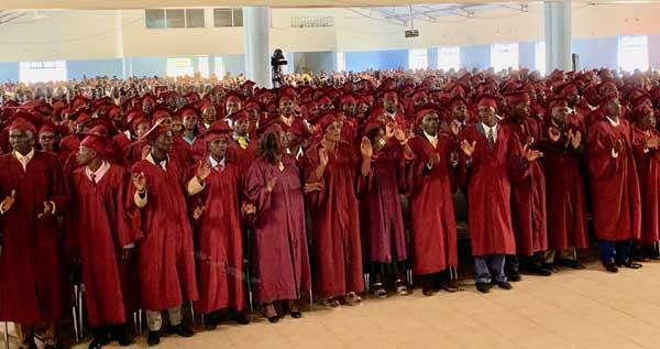 More than 250 graduate in Kenya!