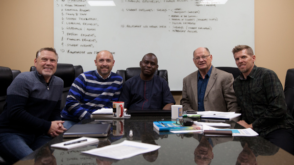 Nigeria adopts Africa's Hope Discovery Series