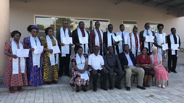 Teachers certified in Tanzania