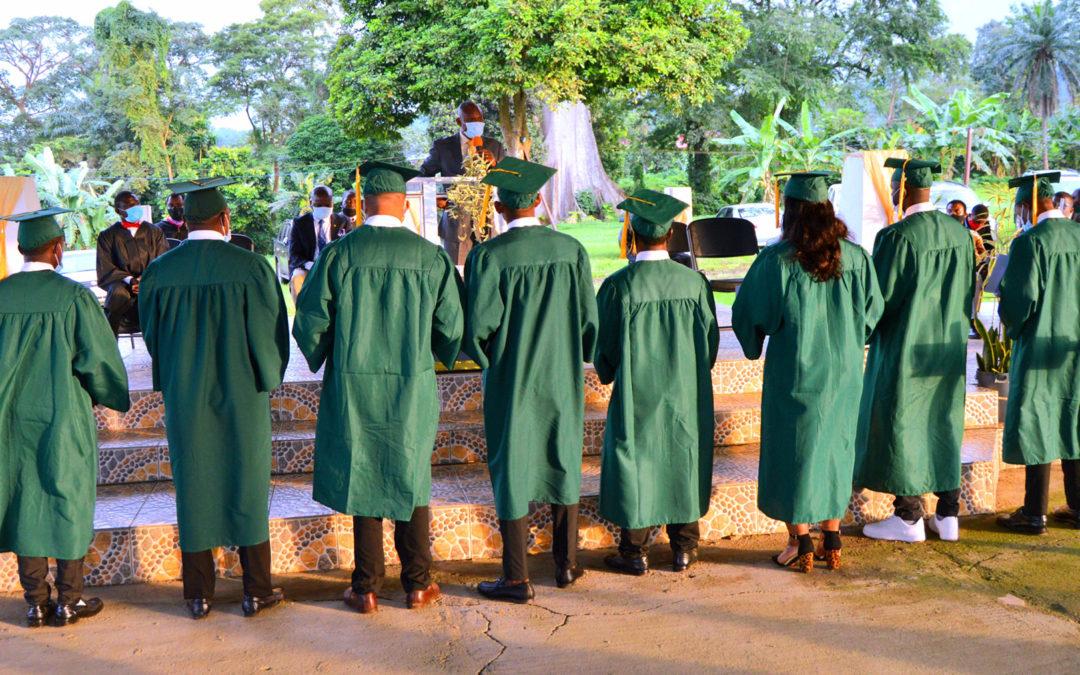 Graduation in Equatorial Guinea